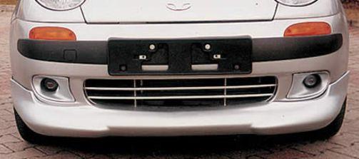 Nebelscheinwerfer-Einsätze Daewoo Matiz