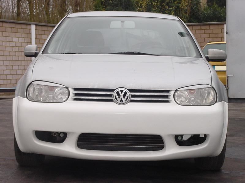 Frontspoiler/Frontschürze VW Golf 4