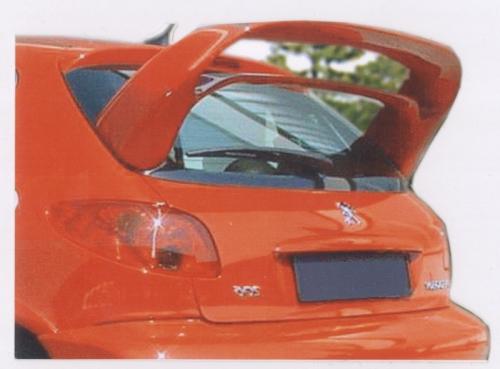 WRC-Look Heckspoiler/Heckflügel Peugeot 206