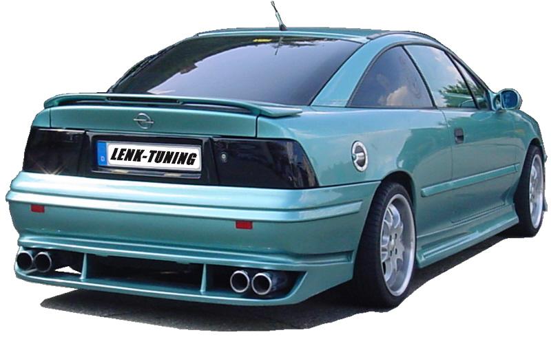 LENK Heckschürze/Heckstoßstange Opel Calibra A