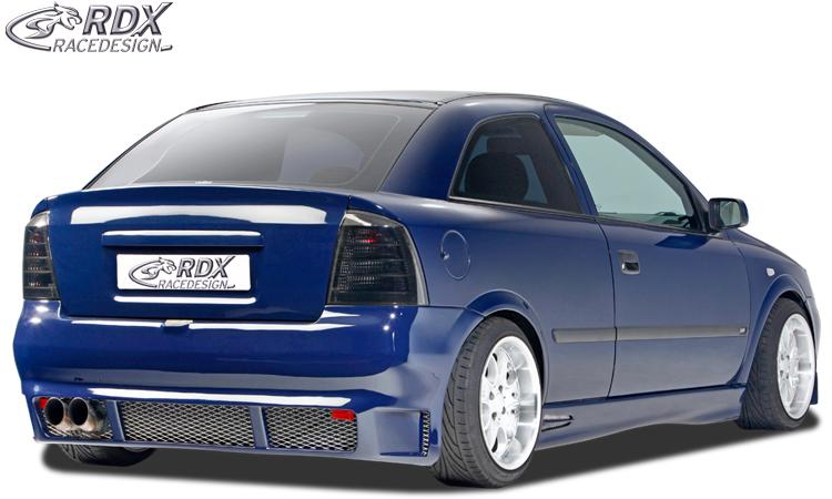 GT4 Heckschürze/Heckstoßstange Opel Astra G CC