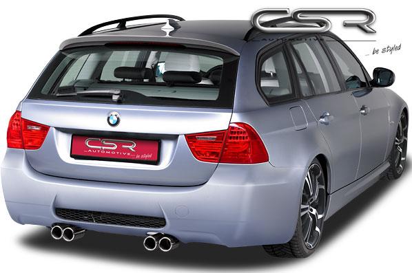 O-Line Heckschürze/Heckstoßstange BMW 3er E91 Touring