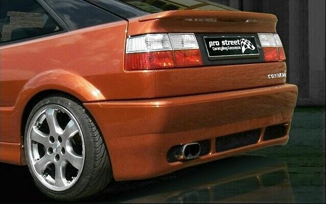 RS Heckschürze/Heckstoßstange VW Corrado