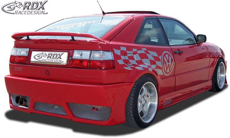 GT-RACE Heckschürze/Heckstoßstange VW Corrado