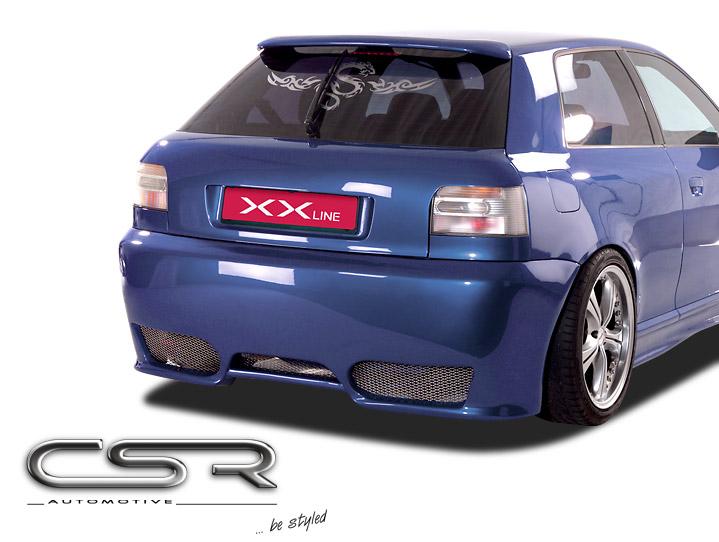 XX-Line Heckschürze/Heckstoßstange Audi A3 8L