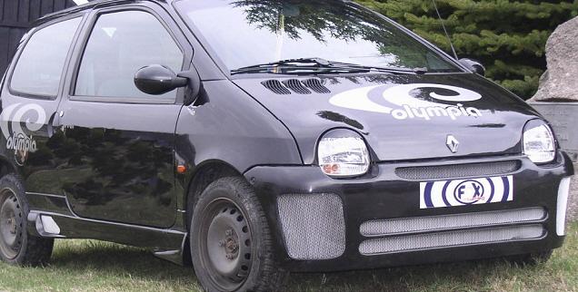 FX Frontspoiler/Frontschürze Renault Twingo 1
