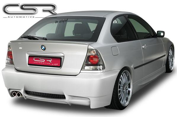 O-Line Heckschürze BMW E46 Compact