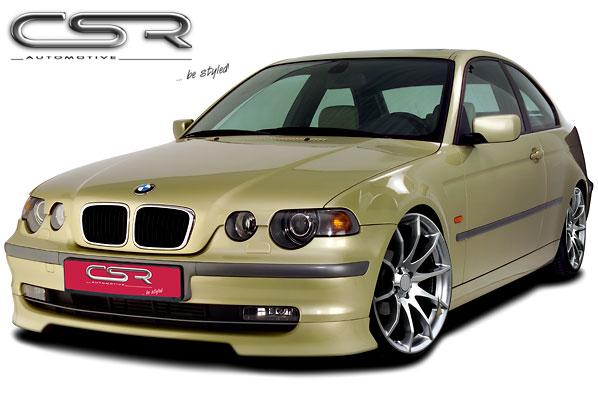 Frontspoiler BMW E46 Compact