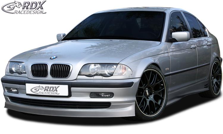 RDX Frontspoiler BMW E46 Limousine/Touring