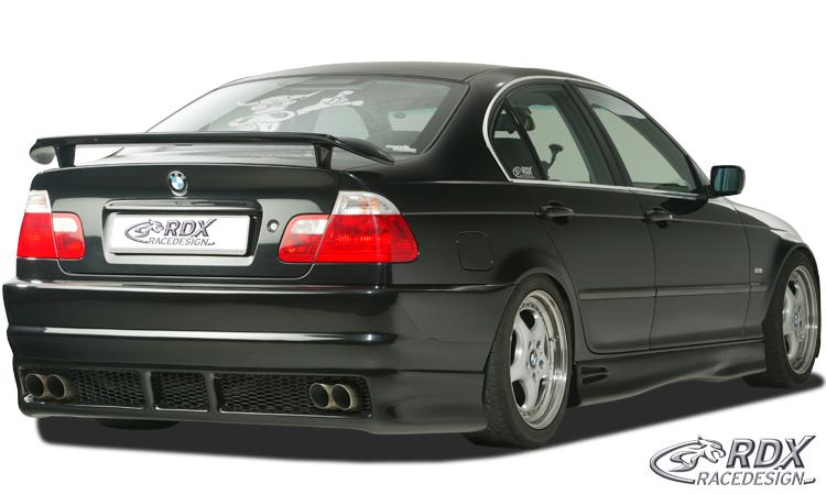 M-Line Heckschürze BMW E46