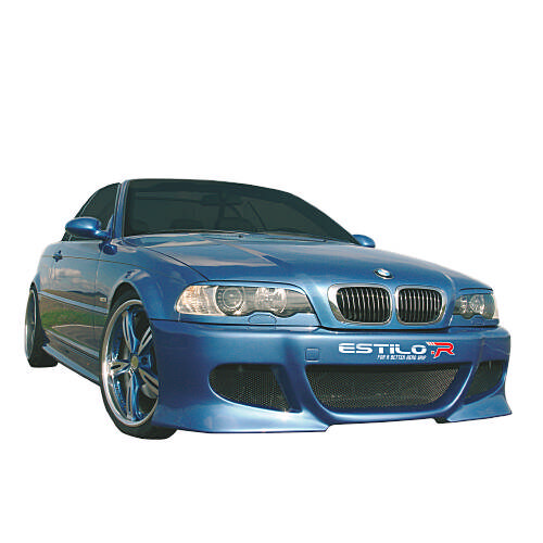 CM Frontspoiler/Frontschürze BMW 3er E46