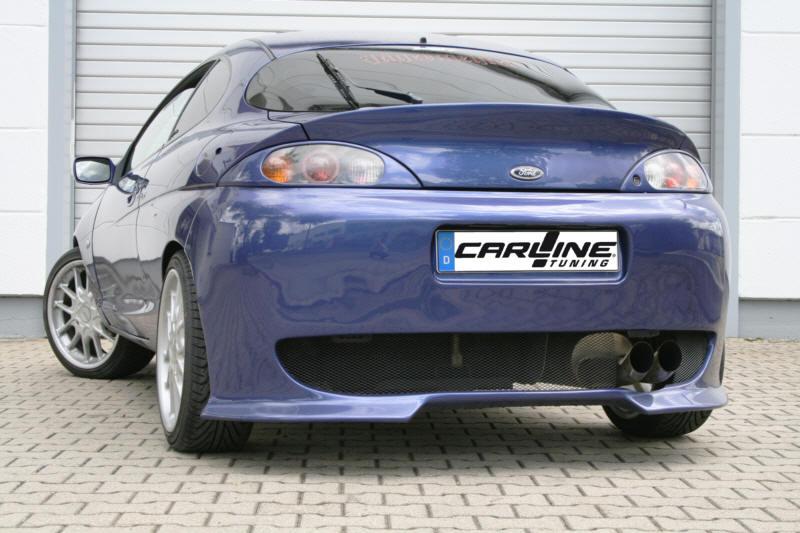 CS Heckstoßstange/Heckschürze für Ford Puma