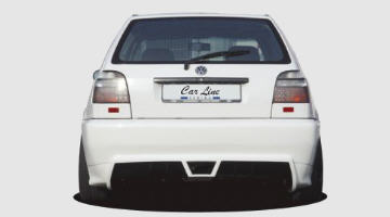 GT Heckschürze VW Golf 3