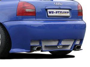 WS Heckschürze/Heckstoßstange Audi A3 8L