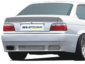 WS Heckstoßstange/Heckschürze BMW 3er E36