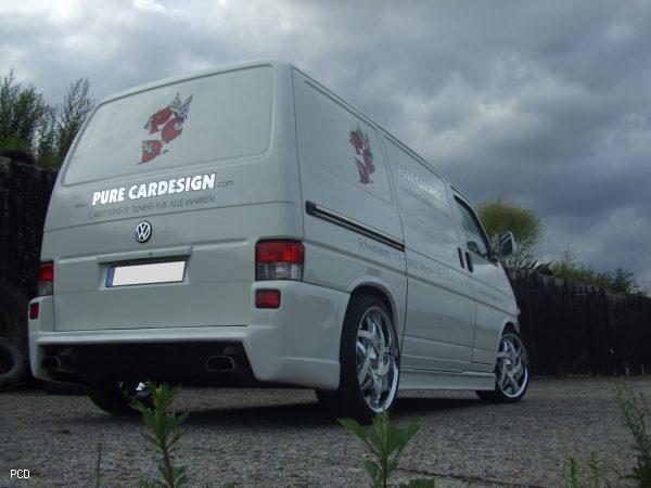 PCD Heckstoßstange VW T4