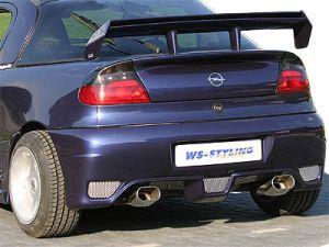 XXTREM Heckstoßstange/Heckschürze Opel Tigra A