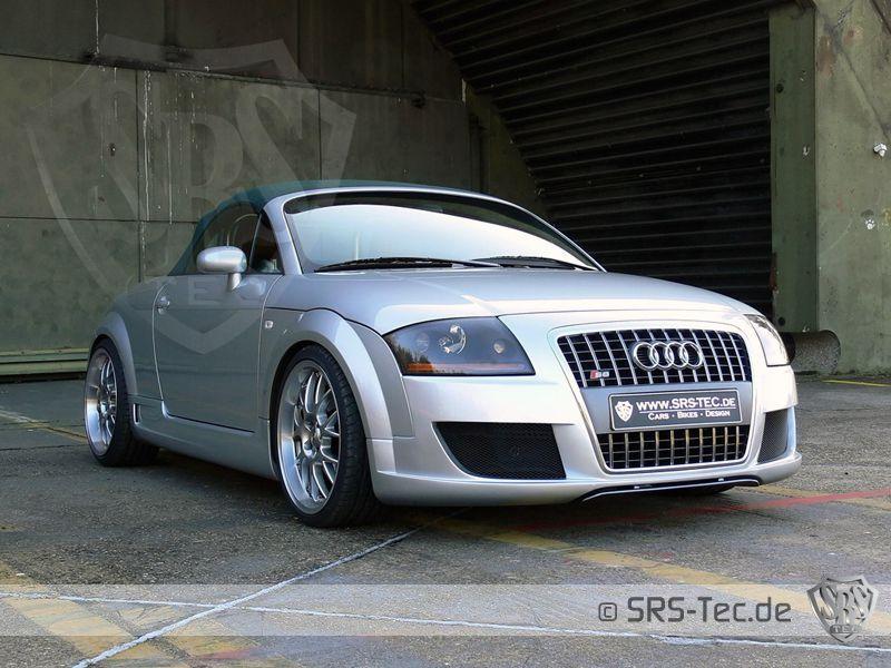 A1 Frontstoßstange/Frontschürze Audi TT 8N