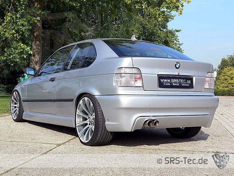 B3 Heckstoßstange/Heckschürze für BMW 3er E36 Compact