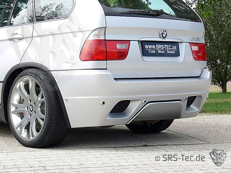 B2 Heckstoßstange/Heckschürze BMW X5 E53