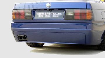 B1 Heckstoßstange/Heckschürze für BMW 3er E30