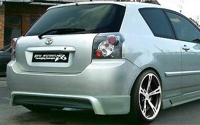 SF1 Heckschürze/Heckstoßstange Toyota Corolla E12