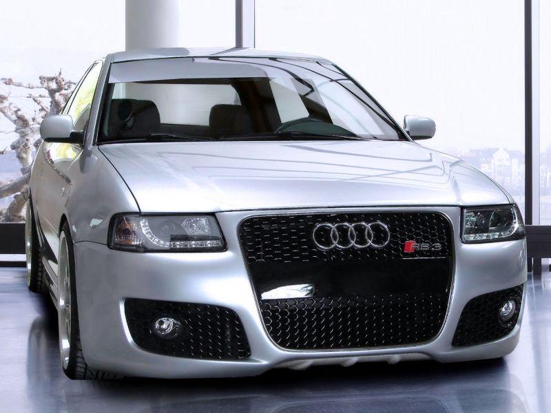 RT Frontschürze/Frontstoßstange Audi A3 8L