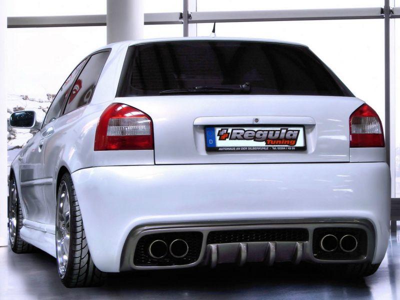GTRS Heckschürze/Heckstoßstange Audi A3 8L