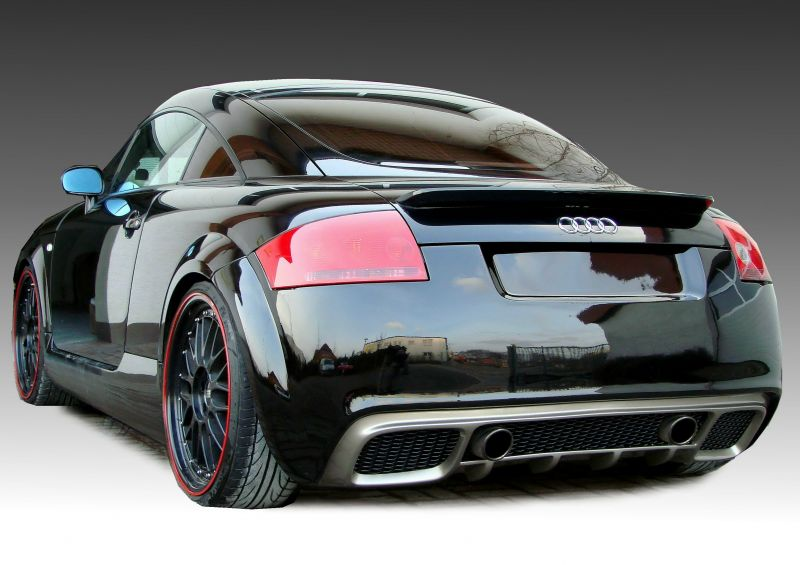 GTS Heckschürze/Heckstoßstange Audi TT 8N