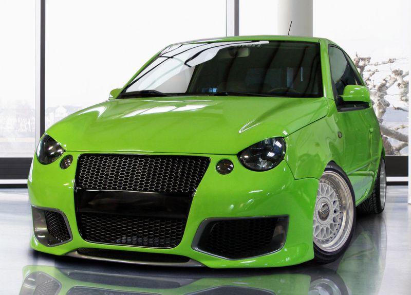 GTS Frontschürze/Frontstoßstange VW Lupo