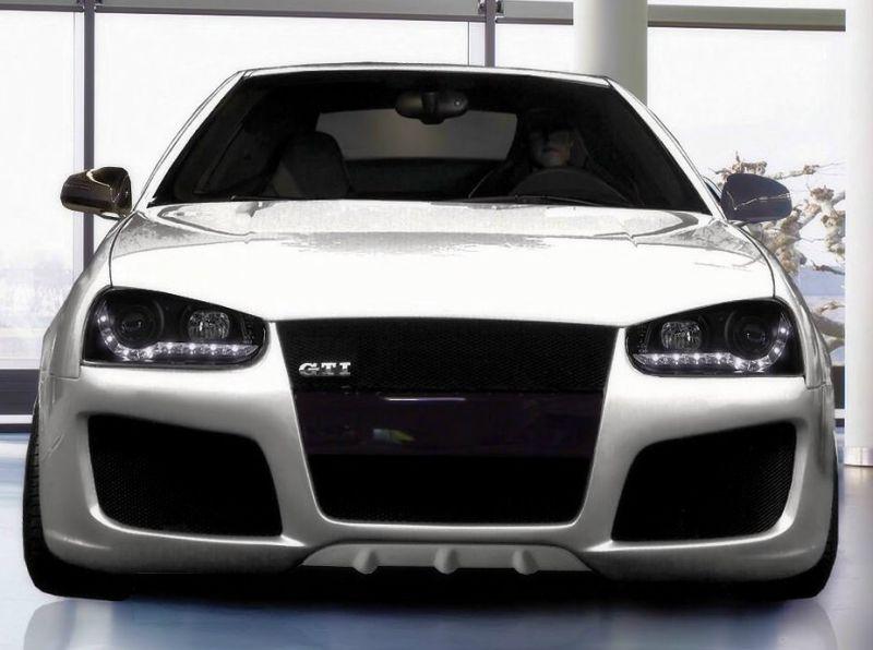 GT1 Frontschürze/Frontstoßstange VW Golf 3