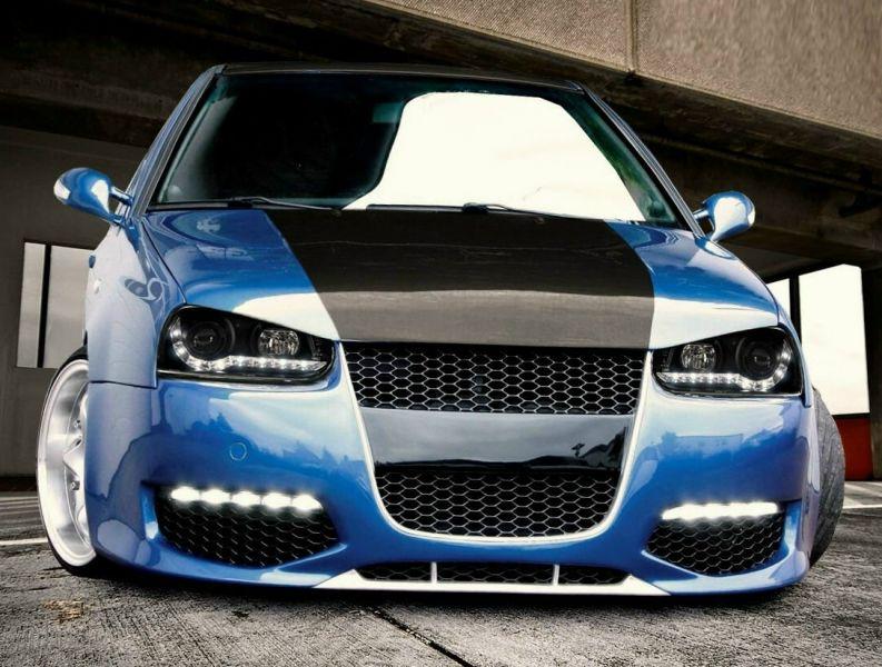 GTS Frontschürze/Frontspoiler VW Golf 4 Cabriolet