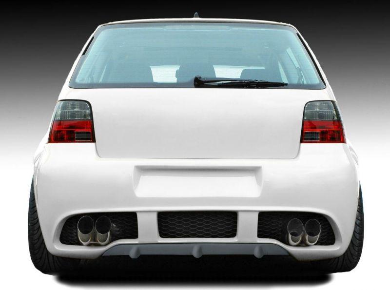 GTR Heckschürze/Heckstoßstange VW Golf 4