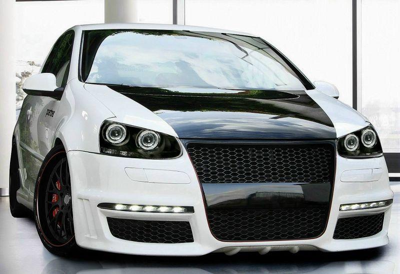 GTR2 Frontschürze/Frontstoßstange VW Golf 5