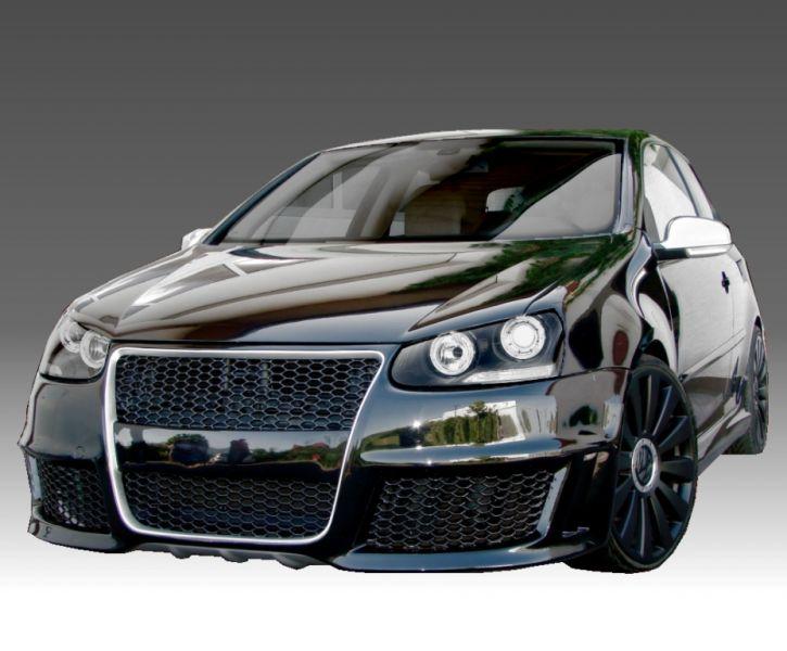 GTR Frontschürze/Frontstoßstange VW Golf 5