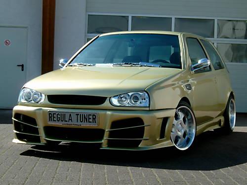 RT Frontschürze/Frontstoßstange VW Golf 3