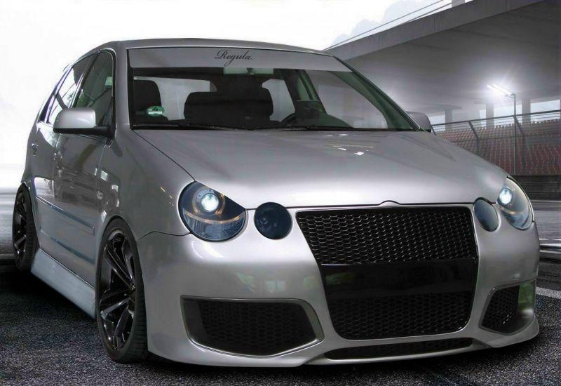 GTS Frontschürze/Frontstoßstange VW Polo 9N