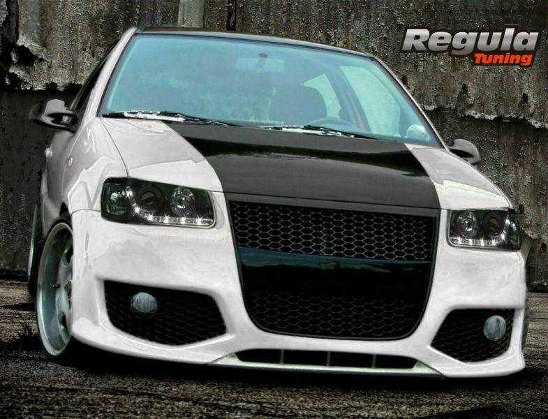 SF1 Frontschürze/Frontstoßstange Audi A4 B6