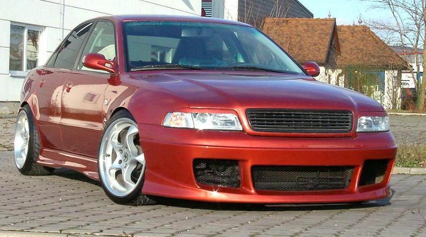 SF1 Frontschürze/Frontstoßstange Audi A4/S4 B5