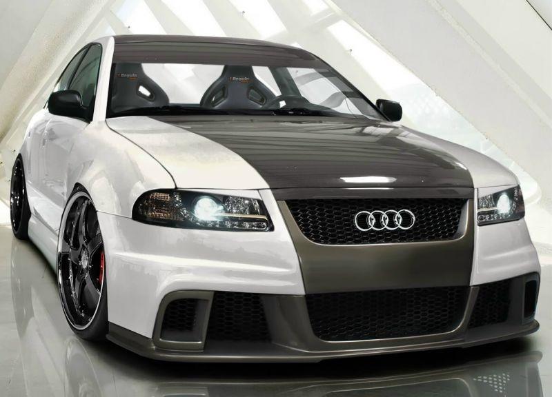 GTA Frontschürze/Frontstoßstange Audi A4 B5