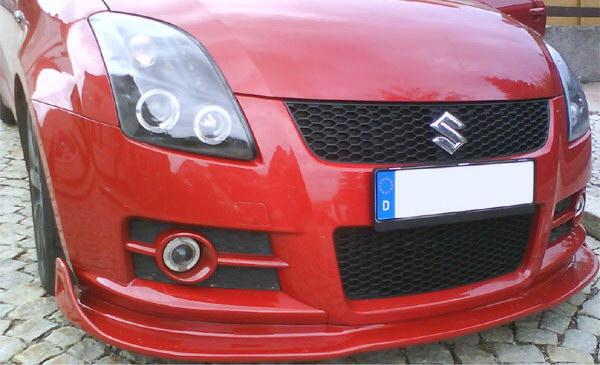 Frontspoiler Suzuki Swift Sport MZ/EZ Preisvergleich