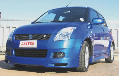 SPORT Frontspoilerlippe Suzuki Swift MZ/EZ Preisvergleich