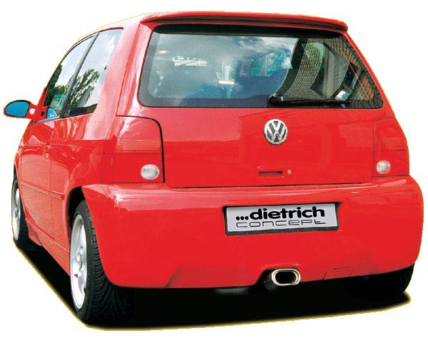 Dietrich Heckschürze/Heckstoßstange VW Lupo