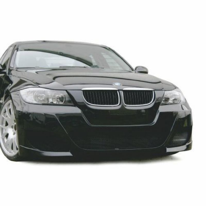 ST Front Bumper Spoiler For BMW 3 Series E90