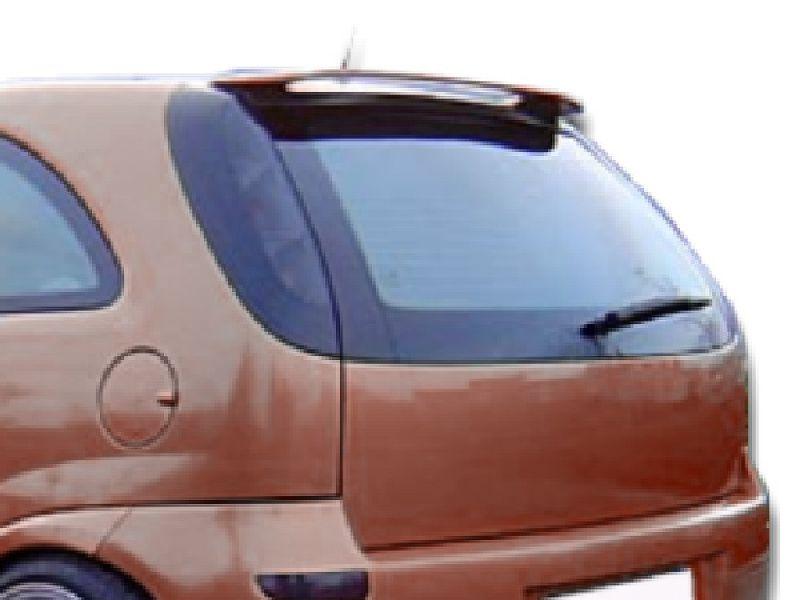 Shark Rear Roof Wing Spoiler For Opel Corsa C Spoiler Shop Com
