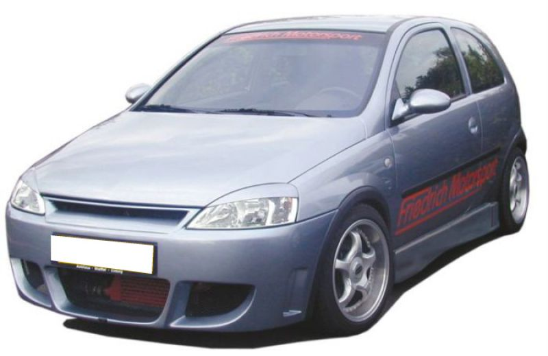 Corsa d Front Spoiler Spoiler Opel Corsa c
