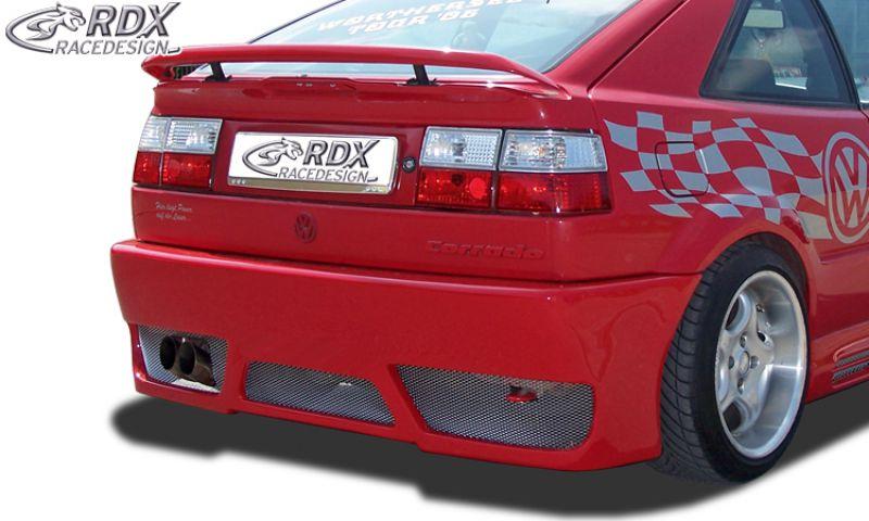 Gt Race Rear Bumper Spoiler For Volkswagen Corrado