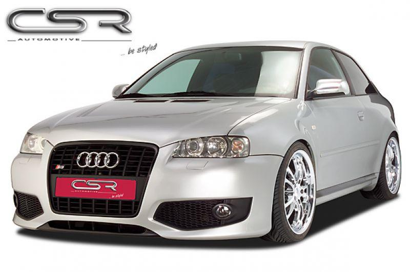 S3 Single Frame Front Bumper Spoiler For Audi S3 8l Spoiler Shopcom