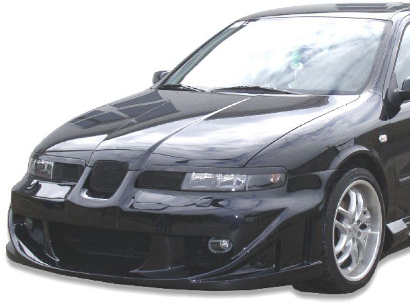 Fx Front Bumper Spoiler For Seat Leon 1m Spoiler Shop Com