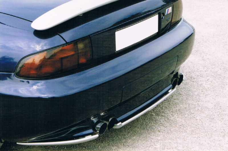 B5 Rear Apron Bmw Z3 Spoiler Shop Com